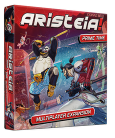 Corvus Belli - CVB Aristeia!: Prime Time