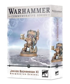 Games Workshop - GAW Jakkob Bugmansson XI: Brewmaster NO REBATE