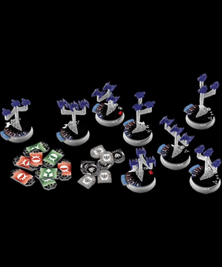 Fantasy Flight Games - FFG PRESALE - Star Wars: Armada - Separatist Fighter Squadrons - Expansion Pack - 12/04/2020