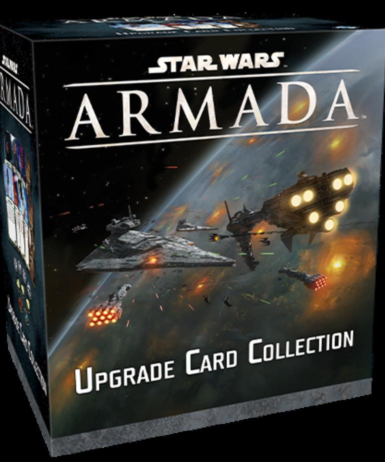 Fantasy Flight Games - FFG Star Wars: Armada - Upgrade Card Collection