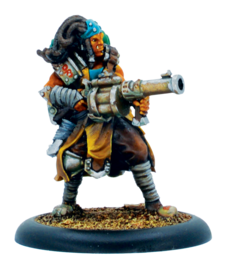 Privateer Press - PIP Captain Karli PRESALE 02/12/2021