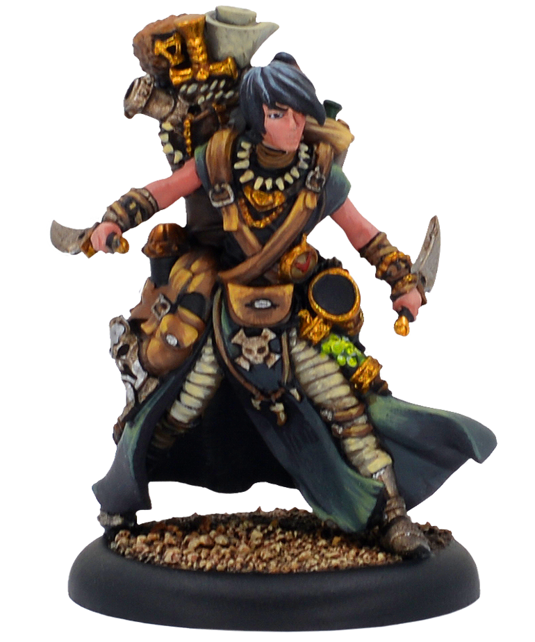 Privateer Press - PIP PRESALE - Riot Quest - Lynda the Forgotten - Specialist - 02/12/2021