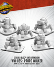 Privateer Press - PIP Monsterpocalypse - Zerkalo Bloc - WW82s & Propo Walker - Unit