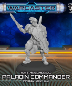 Privateer Press - PIP Paladin Commander