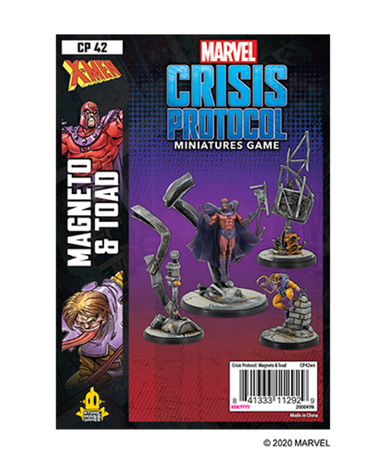 Marvel: Crisis Protocol new releases!