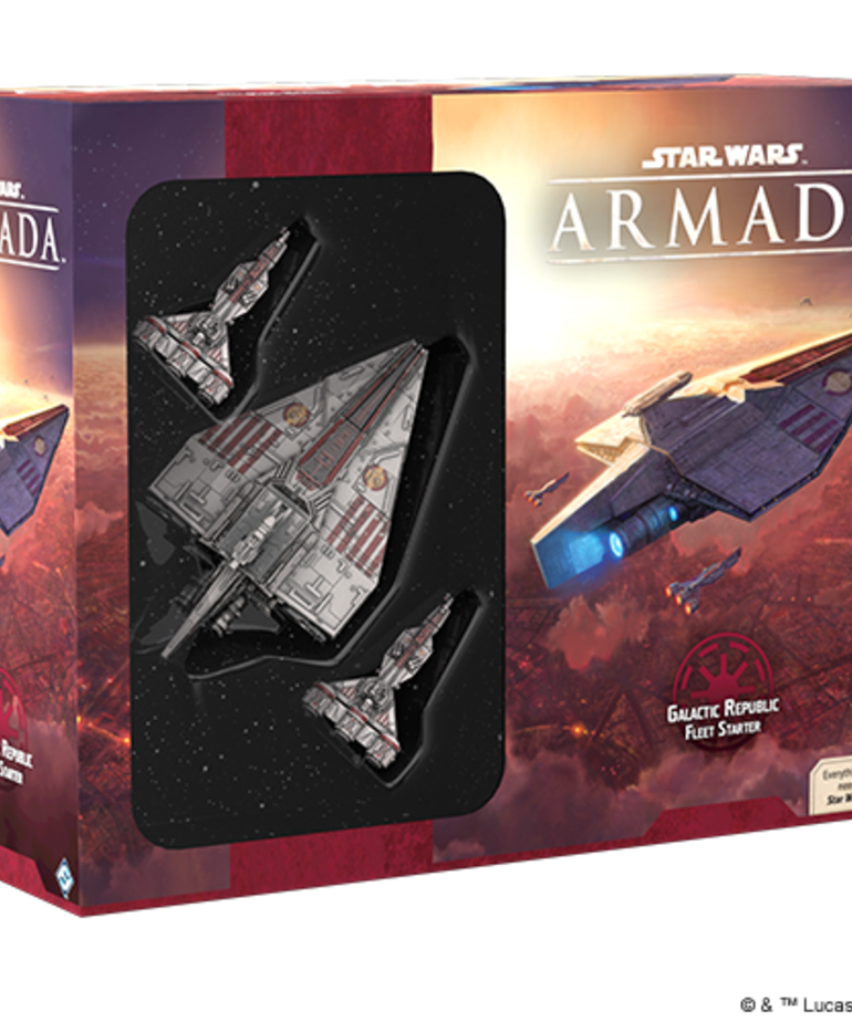 Star Wars: Armada presales 12/04/2020