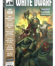 Games Workshop - GAW White Dwarf Magazine - Issue 458: November 2020