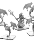 Privateer Press - PIP PRESALE - Monsterpocalypse - Draken Armada - Stalkers & Draken Mystic - Unit - 01/08/2021