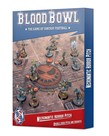 Games Workshop - GAW Blood Bowl - Necromantic Horror Pitch