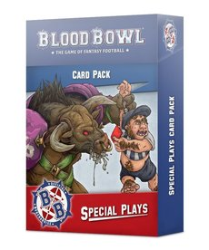 Games Workshop - GAW Special Plays Cards