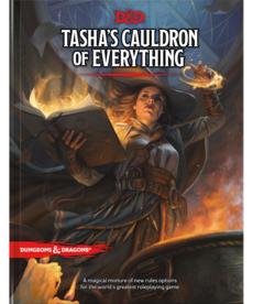 Wizards of the Coast - WOC Tasha's Cauldron of Everything