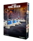 Games Workshop - GAW Warhammer 40k - Tau Empire - Tidewall Shieldline