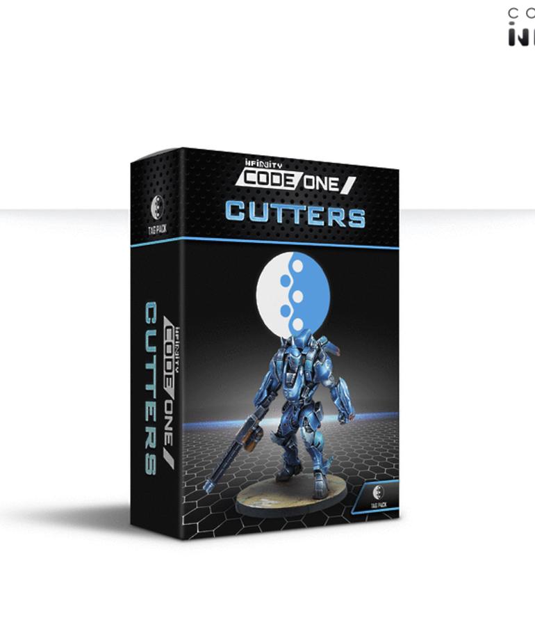 Corvus Belli - CVB Infinity: Code One - PanOceania - Cutters