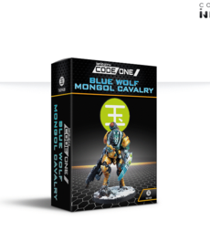 Corvus Belli - CVB Blue Wolf Mongol Cavalry