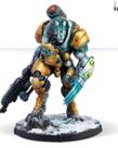Corvus Belli - CVB Infinity: Code One - Yu Jing - Blue Wolf Mongol Cavalry