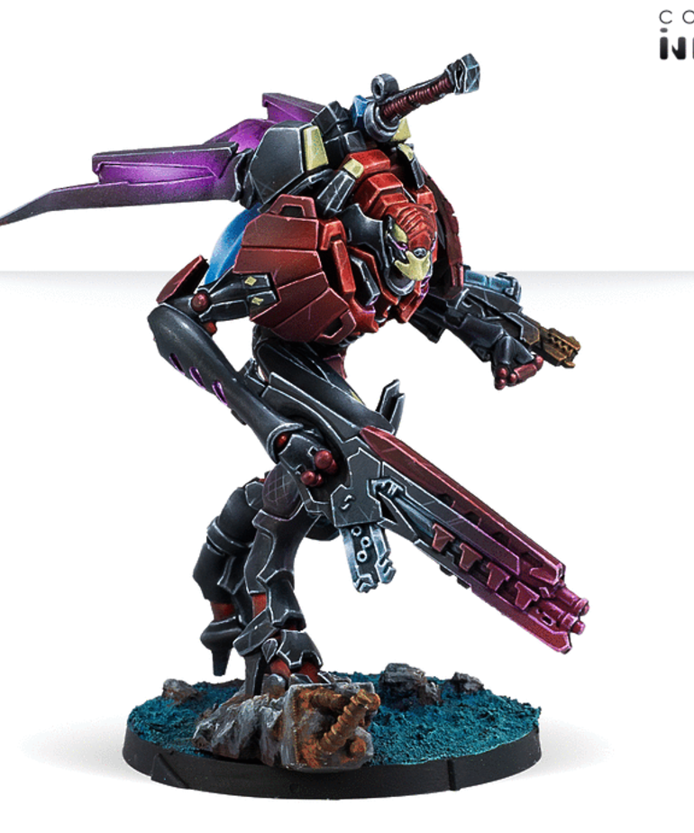 Corvus Belli - CVB Infinity: Code One - Combined Army - Shasvastii Special Armored Corp Sphinx