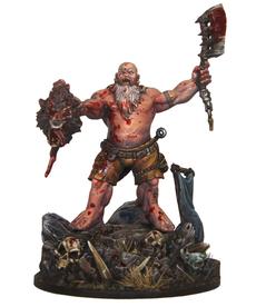 Gunmeister Games - GRG Brok - Dwarf Berserker (Aggressor) BLACK FRIDAY NOW