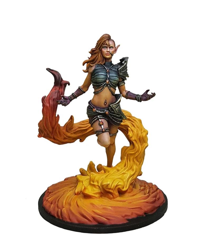 Gunmeister Games - GRG Judgement - Istariel - Elf Fire Mage (Aggressor) BLACK FRIDAY NOW