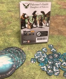 Muse On Minis - MOM Guild Ball: Falconer's Guild - Daughter of Falcons - Muse on Minis Season Four BLACK FRIDAY NOW