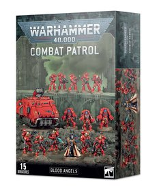 Games Workshop - GAW Combat Patrol: Blood Angels NO REBATE