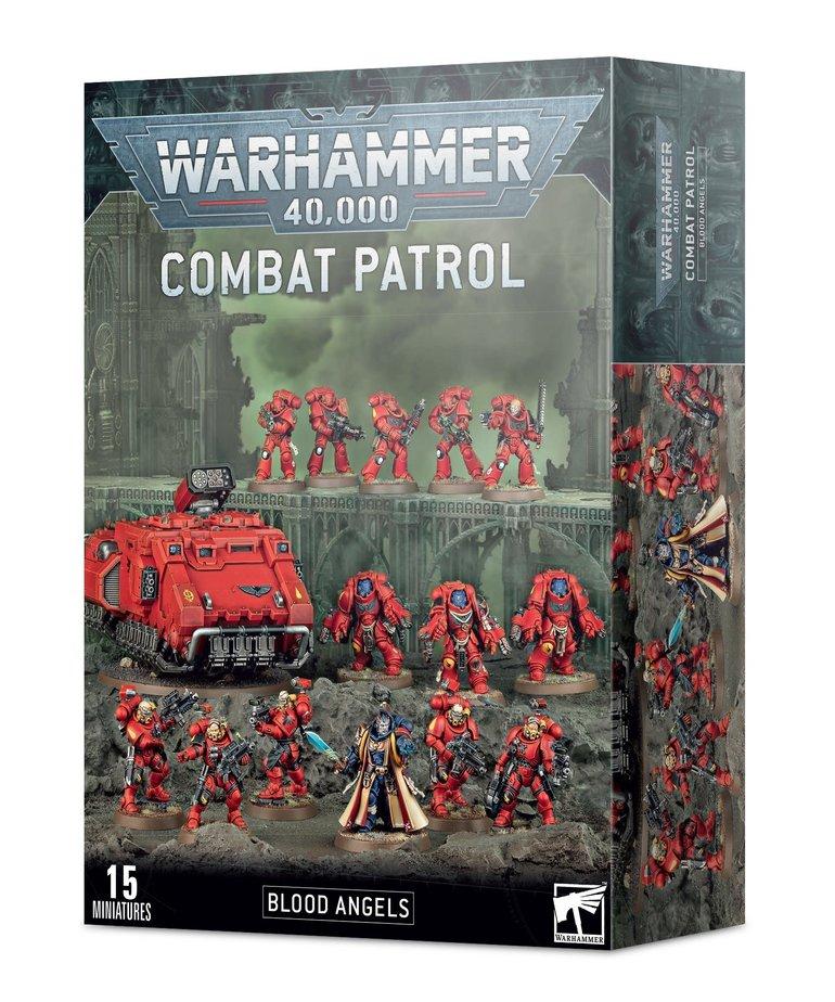 Games Workshop - GAW Warhammer 40k - Combat Patrol - Blood Angels