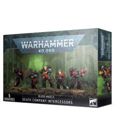 Games Workshop - GAW Death Company Intercessors NO REBATE