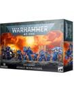 Games Workshop - GAW Warhammer 40k - Space Marines - Assault Intercessors