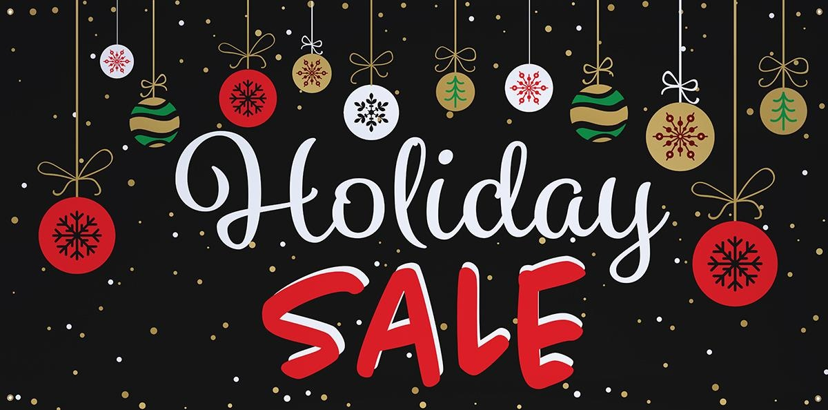 Holiday sale continues!