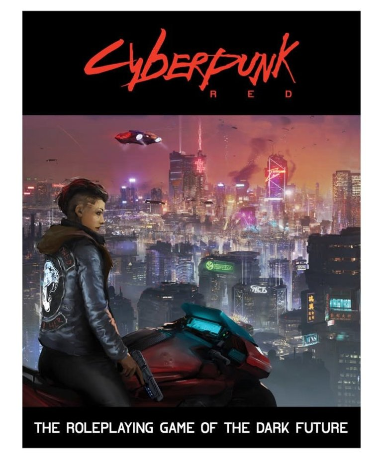 R. Talsorian Games - RTG Cyberpunk Red