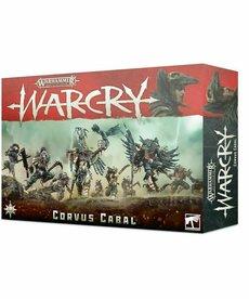 Games Workshop - GAW Warhammer Age of Sigmar: Warcry - Warband - Corvus Cabal