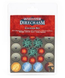 Games Workshop - GAW Direchasm Counter Set