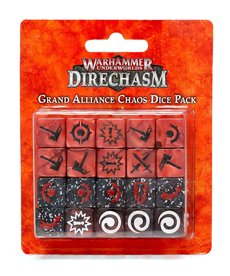 Games Workshop - GAW Direchasm Chaos Dice Pack