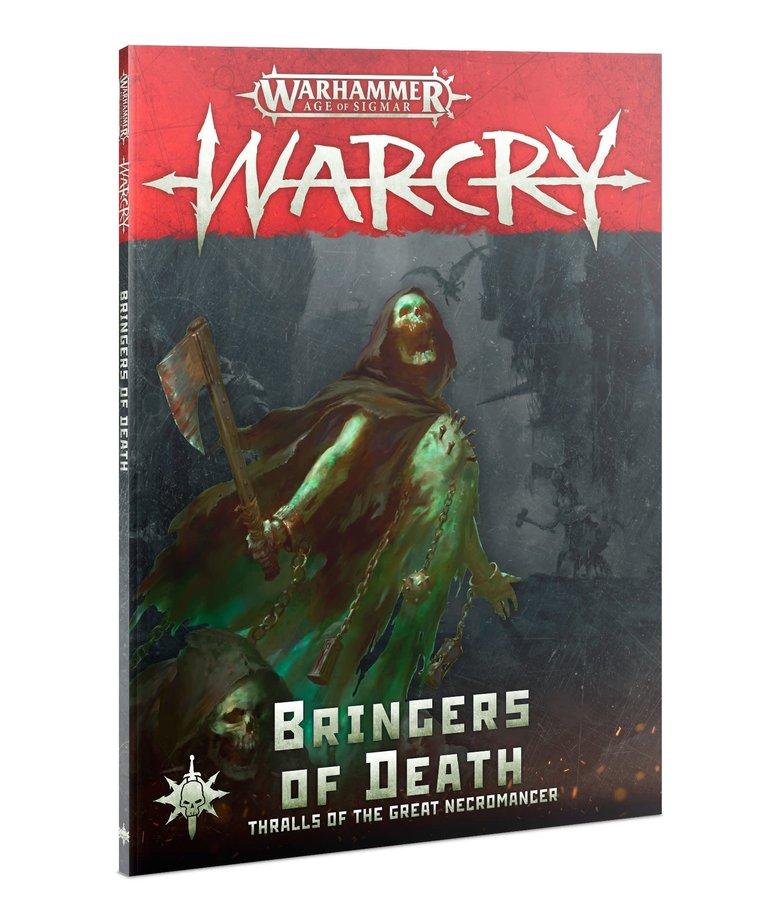 Games Workshop - GAW Warhammer Age of Sigmar: Warcry - Tome - Bringers of Death