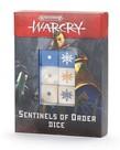 Games Workshop - GAW Warhamer Age of Sigmar: Warcry - Sentinels of Order Dice