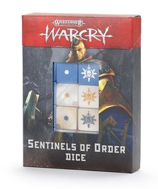 Games Workshop - GAW Sentinels of Order Dice PRESALE 12/12/2020