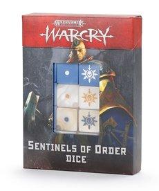 Games Workshop - GAW Sentinels of Order Dice