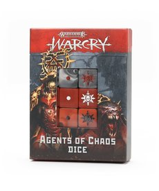 Games Workshop - GAW Agents of Chaos Dice