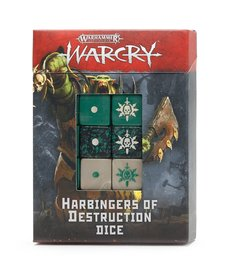 Games Workshop - GAW Harbingers of Destruction Dice