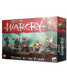 Games Workshop - GAW Scions of the Flame Warband