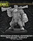 Privateer Press - PIP Hordes: Trollbloods - Brigadier General Gunnbjorn - Warlock (Gunnbjorn 2)