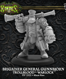 Privateer Press - PIP Gunnbjorn 2