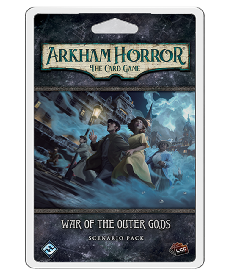 Fantasy Flight Games - FFG Arkham Horror: The Card Game - War of the Old Gods - Scenario Pack