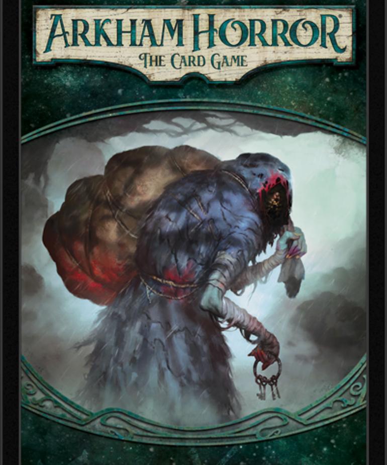Fantasy Flight Games - FFG Arkham Horror: The Card Game - Blood on the Altar - Mythos Pack