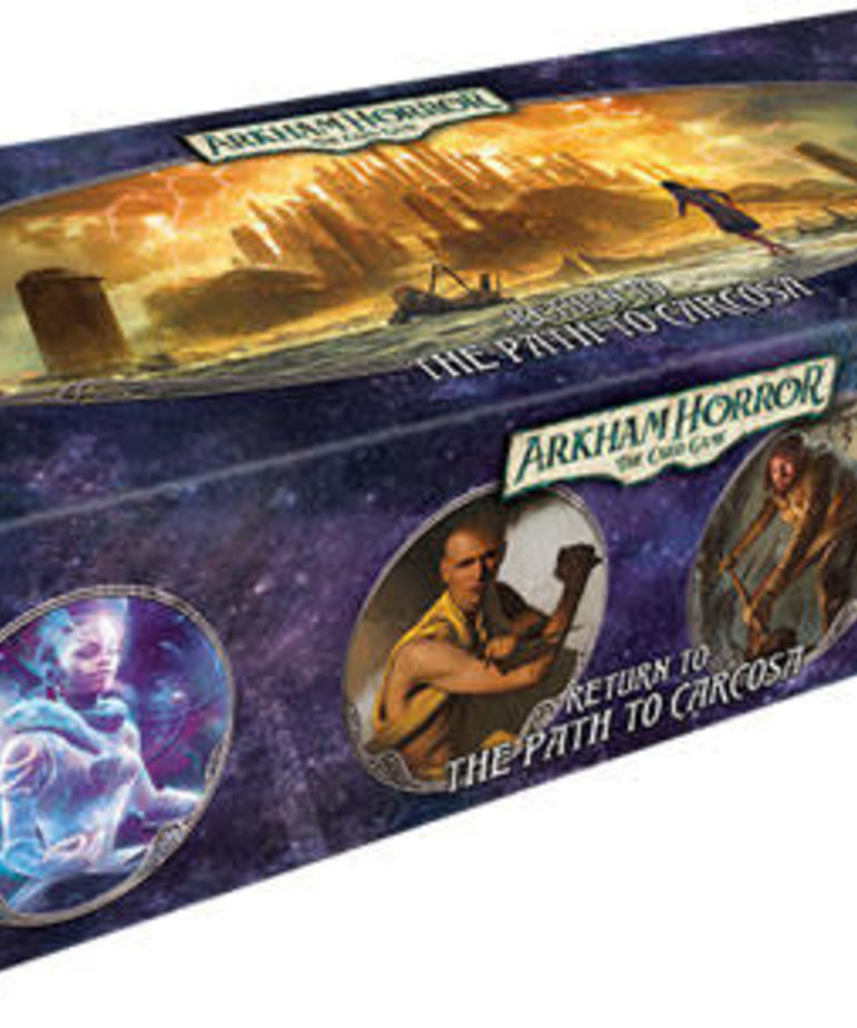 Fantasy Flight Games - FFG Arkham Horror: The Card Game - Return to the Path to Carcosa