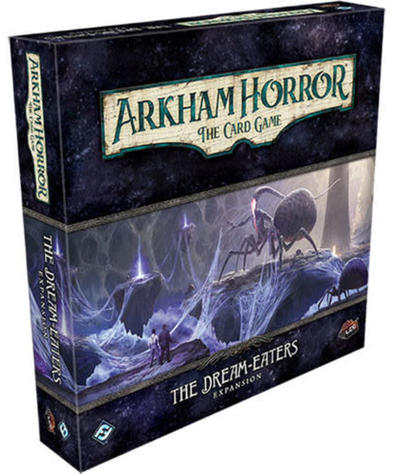 Fantasy Flight Games - FFG Arkham Horror: The Card Game - The Dream-Eaters - Expansion