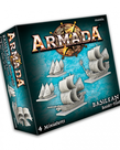 Mantic Games - MG Kings of War: Armada - Basilean Booster Fleet