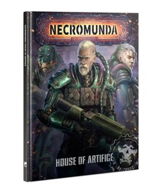 Games Workshop - GAW House of Artifice