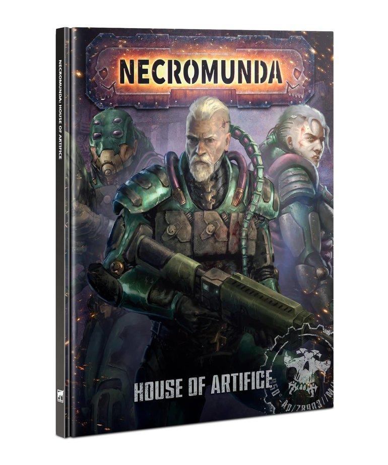 Games Workshop - GAW Necromunda - House of Artifice