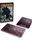Games Workshop - GAW Necromunda - Van Saar Gang Tactics Cards