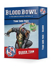 Games Workshop - GAW Blood Bowl - Skaven Team - Team Card Pack